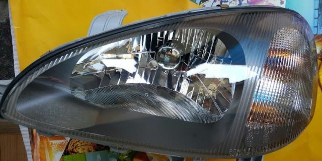 Đèn pha xe Chevrolet Vivant chính hãng GM