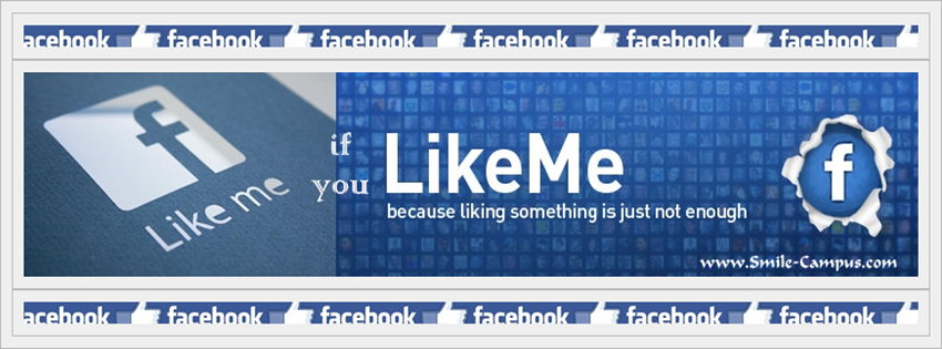 Custom Facebook Timeline Cover Photo Design Border