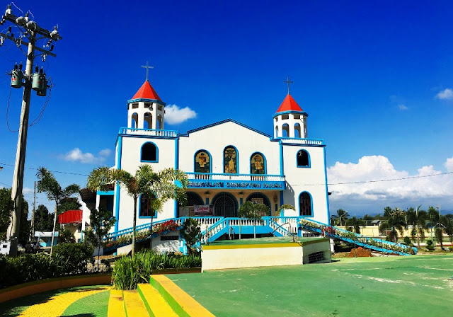 Things to do in Bukidnon Immaculate Conception Parish Manolo Fortich Bukidnon