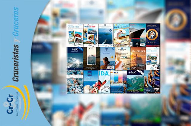 ► Catálogos de Cruceros