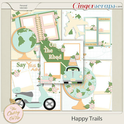 Happy Trails Templates