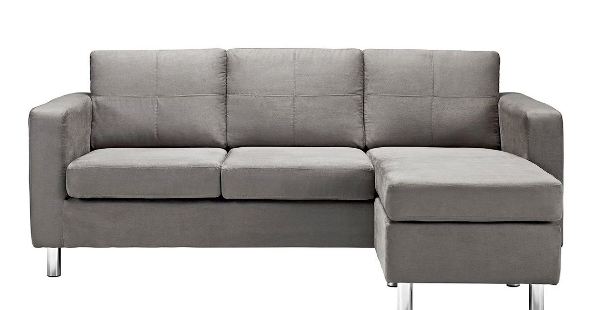Small Sectional Sofas Reviews: Small Sectional Sofa Bed
