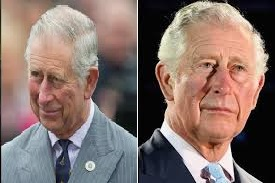 THE PRINCE OF WALES STEPS UP