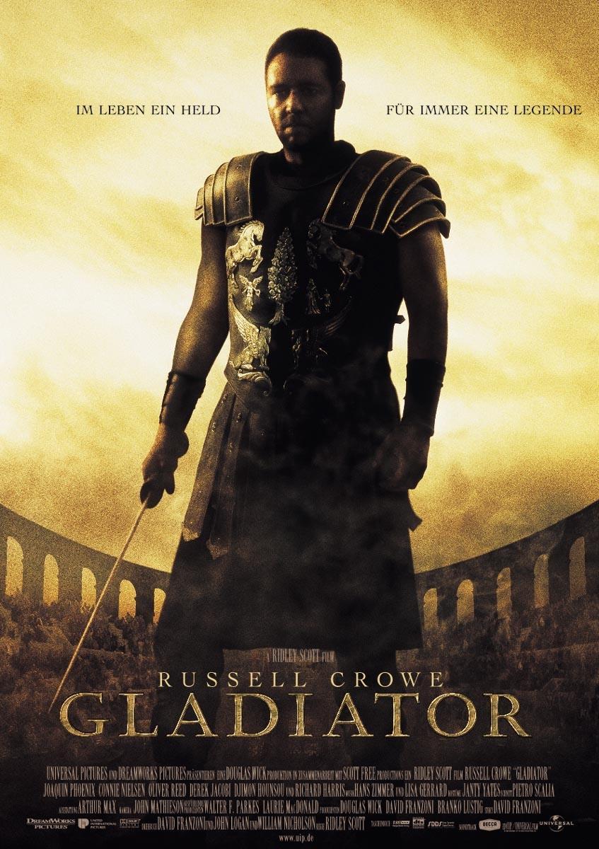 Download Gladiator (2000) Full Movie in Hindi Dual Audio BluRay 720p [1GB]