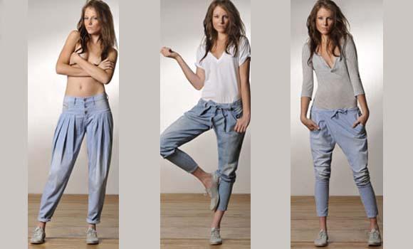 nuevo producto 26a05 9c183 Moda y Belleza: Tendencia en pantalones, baggy pants