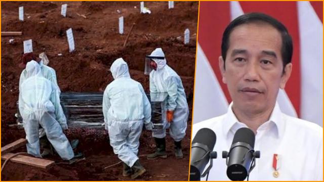 Jokowi Ajak Rakyat Mati-matian Hentikan Penyebaran Corona