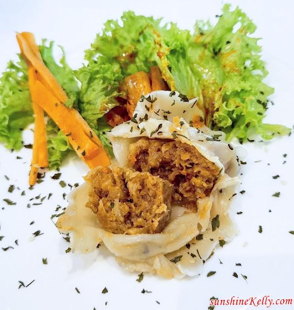 Dumpling Kings, Phuture Daging, Malaysia First Plant-Based Dumpling, Datin Maziah Binti Omar, Lyn Teh, Shawn Pan,  halal plant-based meat, food