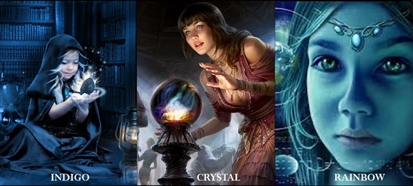 Bài kiểm tra: Bạn là một đứa trẻ chàm Indigo, trẻ pha lê Crystal hay đứa trẻ cầu vồng Rainbow