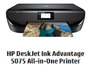 Download Driver HP DeskJet Ink Advantage 5075