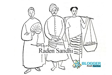 Cerita Rakyat Sambas - Raden Sandhi