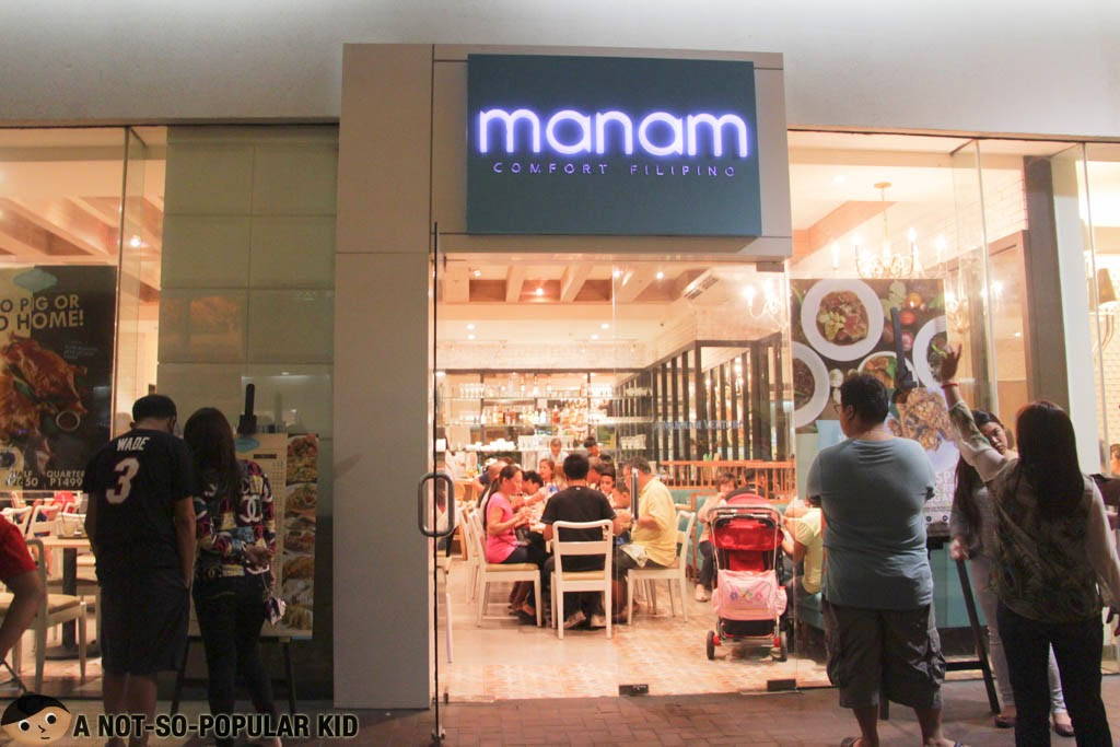 Manam in Mall of Asia Complex, Pasay