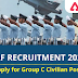 IAF Recruitment 2021: Apply for Group C Civilian Posts