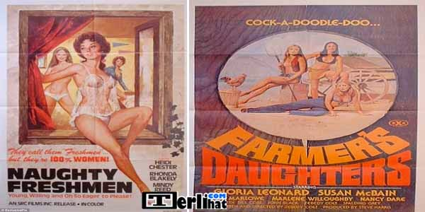 Poster Film Porno Jadul Tahun 50 Dan 60 an