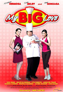 My Big Love is a 2008 romantic comedy film from Star Cinema starring Sam Milby, Kristine Hermosa and Toni Gonzaga.
