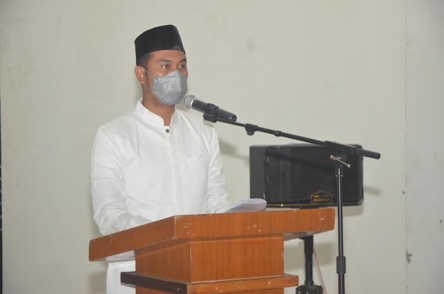 40 Khatib dan Imam Ikuti Training, Bupati ASA: Manfaatkan dengan Baik