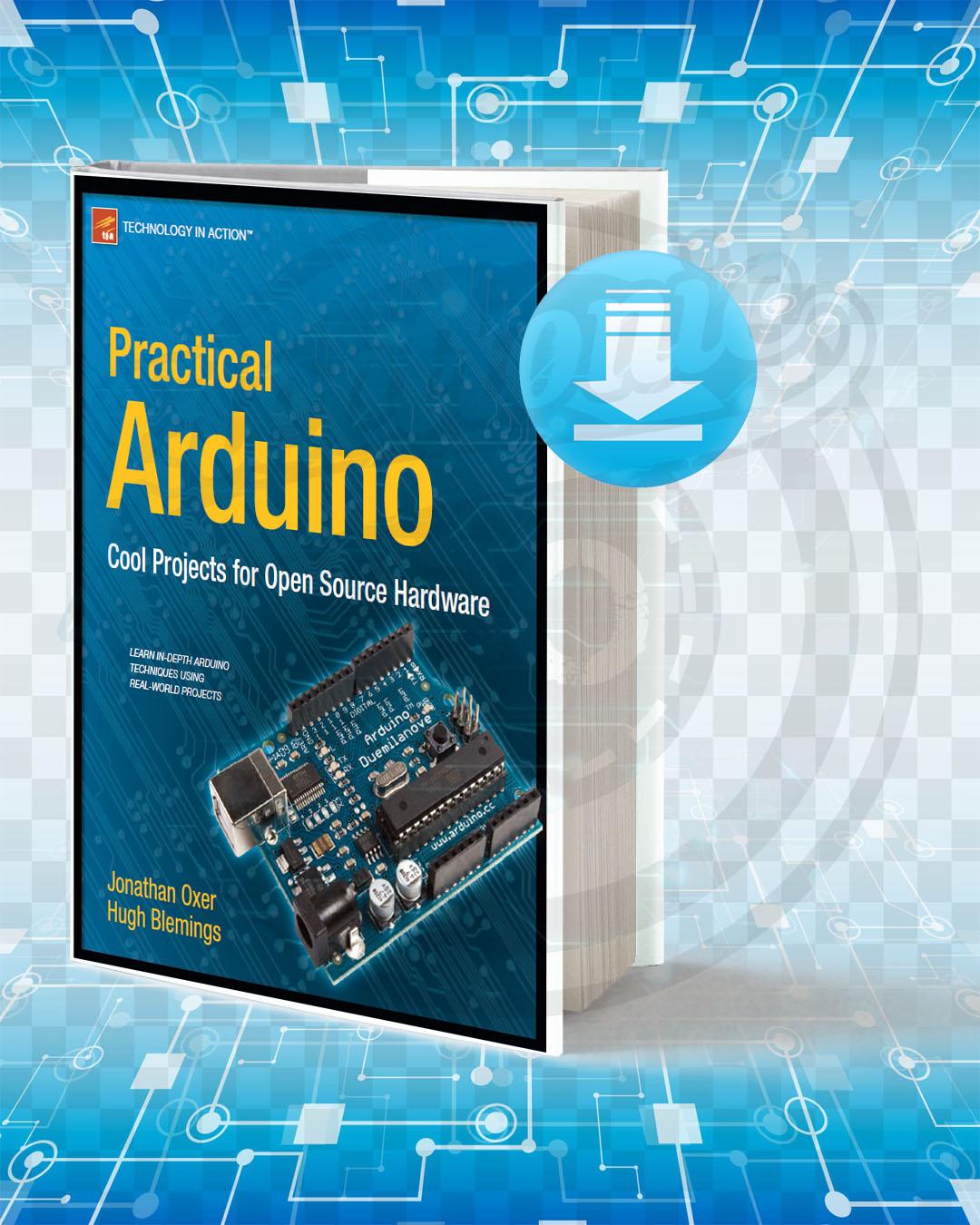Free Book Practical Arduino pdf.