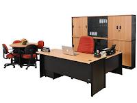 Memilih Perabot Kantor yang Tepat