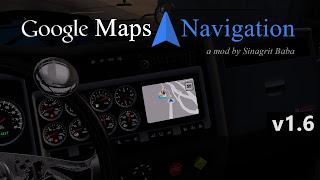 ats google maps navigation v1.6