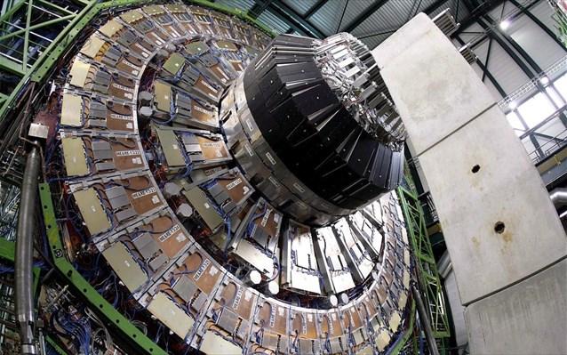 Ξανά σε λειτουργία ο επιταχυντής στο CERN