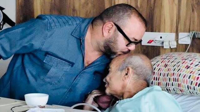 الملك يبعث برقية تعزية مؤثرة لأفراد عائلة المرحوم عبد الرحمن اليوسفي✍️👇👇👇