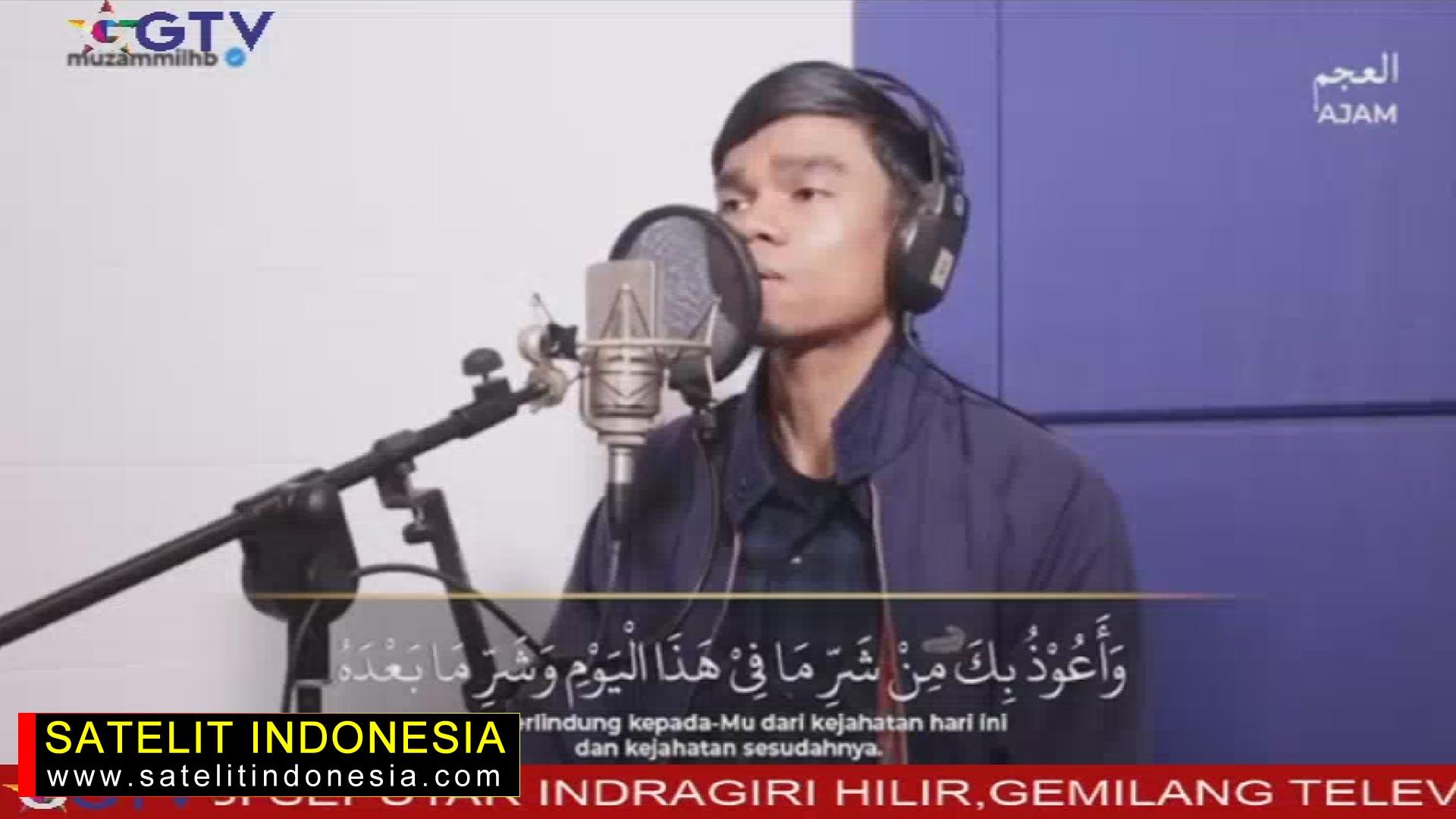 Frekuensi siaran Gemilang TV di satelit Telkom 4 Terbaru