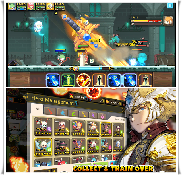 Crusaders-Quest-screenshots