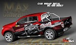 Dcab ford ranger offroad Dc-08 red