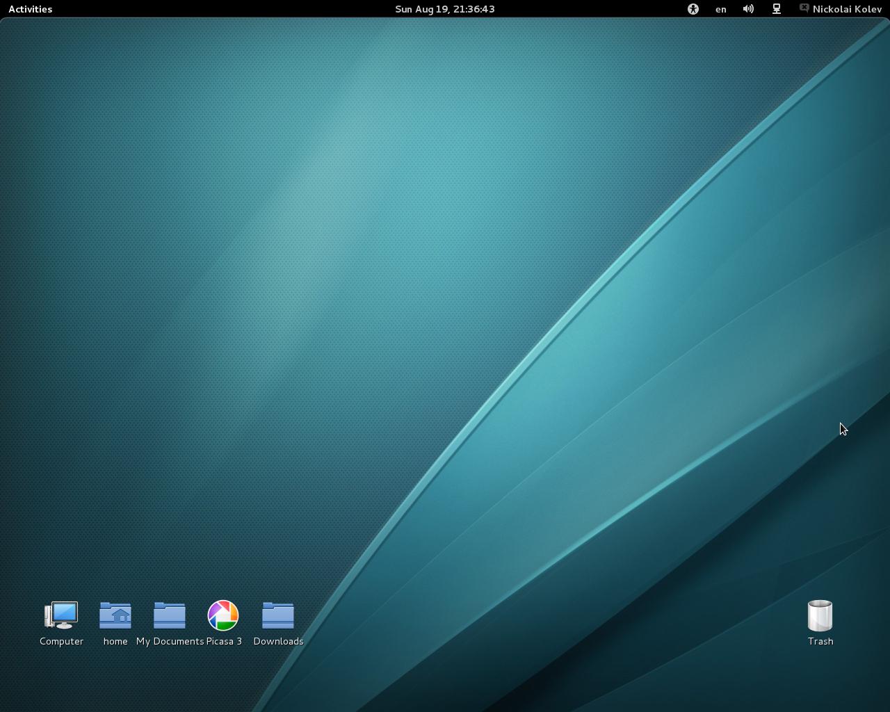 Pimped out my Fedora and Ubuntu desktops | Nickolai Kolev's Web Journal