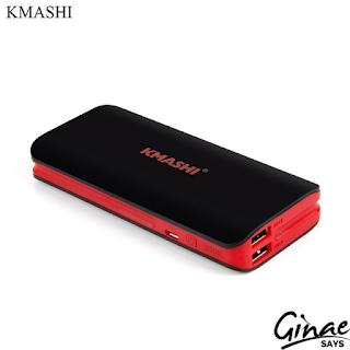 Kmashi 10000mAh External Battery Power Bank (K-MP816)