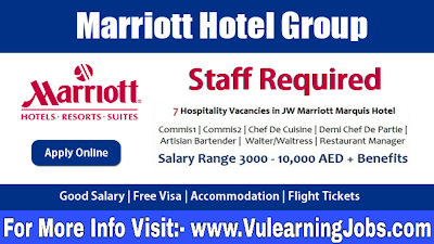 Marriott Hotels Careers & Jobs 2019 In Worldwide
