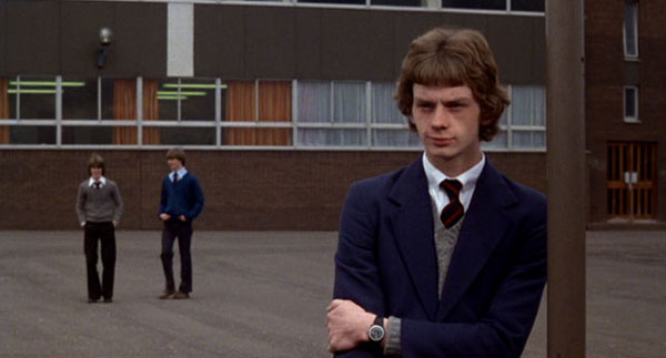 John Gordon Sinclair in Gregory's Girl