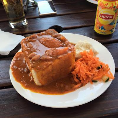 Hollywoodbets Beans Bunny Chow - Durban - Curry - Springfield Park