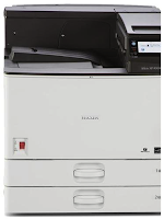 Ricoh Aficio SP 8300DN Driver Download
