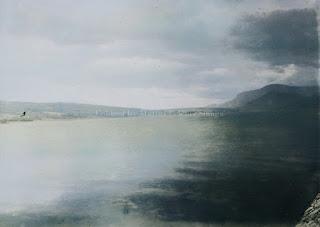 pemandangan indahnya danau toba dari pangururan