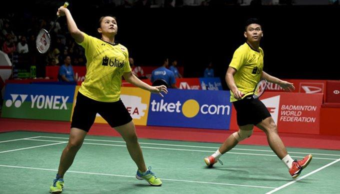 Jadwal Indonesia Masters 2020 Ganda Campuran Babak 1