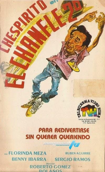 El Chanfle 2 (1982) DVDRip Latino