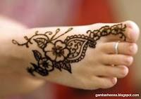 Henna Kaki