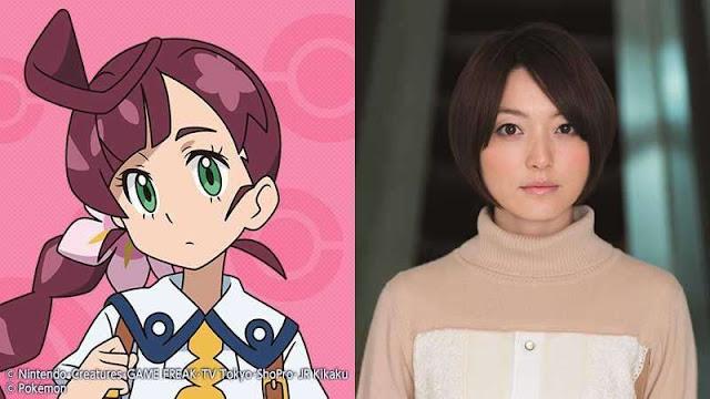 Kana Hanazawa será la voz de Koharu, amiga de Go