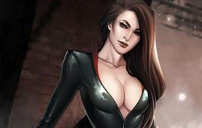 25 Superhero Wanita Terseksi dan Tercantik yang Melelehkan Hati Setiap Pria