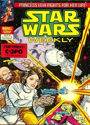 Star Wars Weekly #105