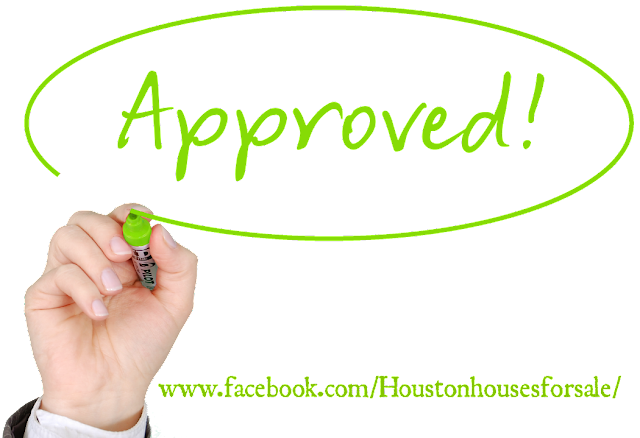 getting pre-approved househunting houston
