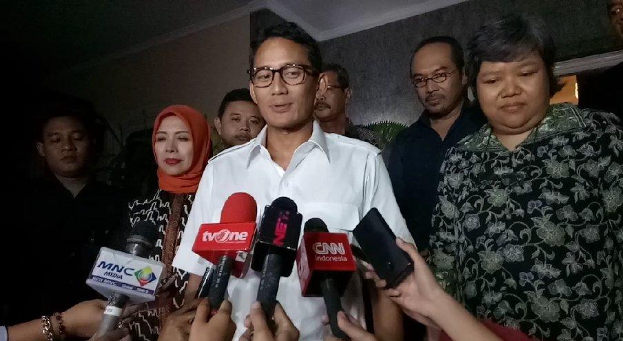 Sandiaga Uno bicara soal rumah Rp 350 juta di Jakarta