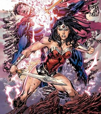 Wonder Woman en cómic
