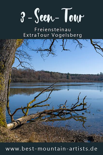 Drei-Seen-Tour Freiensteinau | Extratour Vogelsberg | Wandern in Hessen 18
