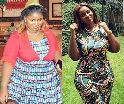 Keroche boss Tabitha Karanja and her daughter. FILE