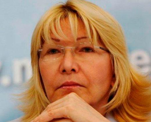 Fiscal Luisa Ortega Díaz critica operativos de la OLP