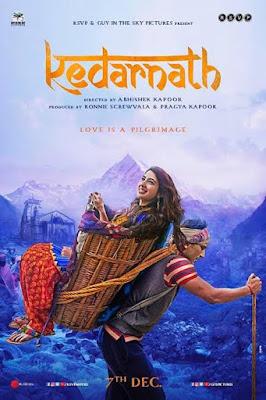 Kedarnath (2018) full movie download 720P, 1080p