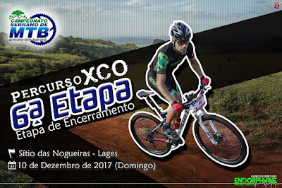 Cicloturismo e 6ª Etapa Campeonato Serrano de MTB