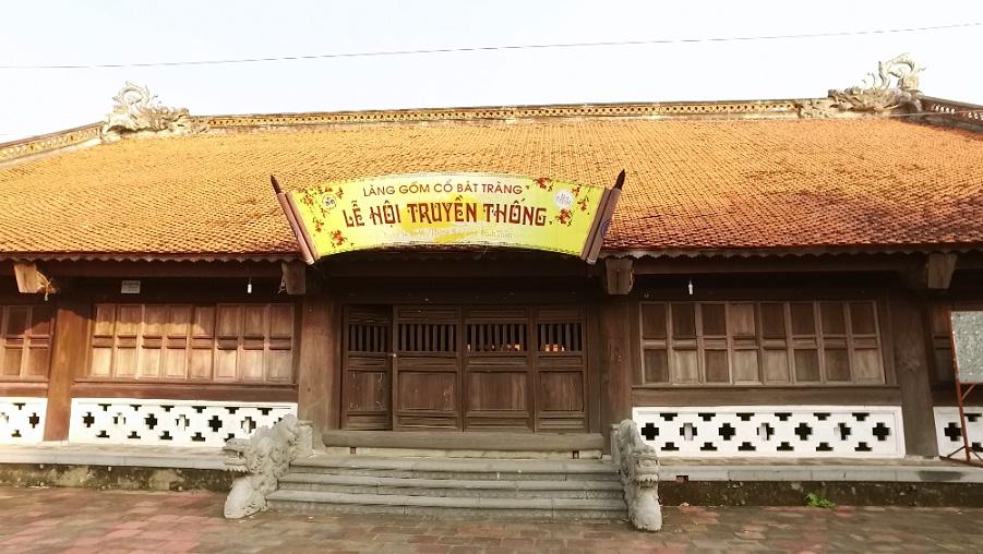làng gốm Bát Tràng ở Hà Nội