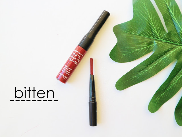 ABSOLUTE NEW YORK MATTE MADE IN HEAVEN LIQUID LIPSTICK : REVIEW
